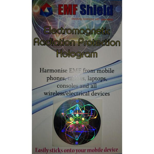 EMF Phone and WiFi Protection Hologram