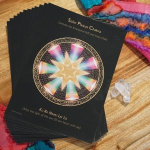 Chakra Clearing and Activation Mantra Cards